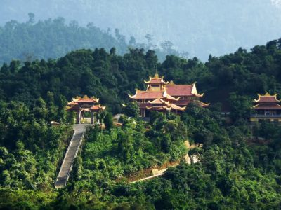 Thiền viện Trúc Lâm Bạch Mã Huế