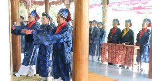 Lễ thu tế làng An Quán