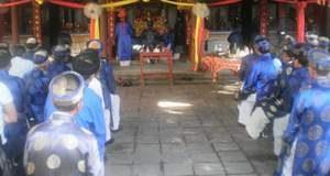 Lễ Thu tế làng Phú Xuân