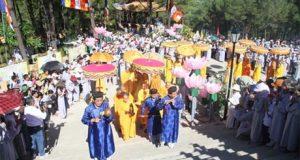 Lễ thu tế làng Nguyệt Biều
