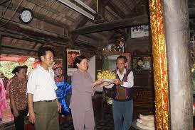 Lễ tế đền Chiêu Ứng