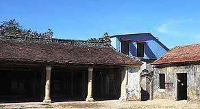 Lễ thu tế làng An Ninh Hạ