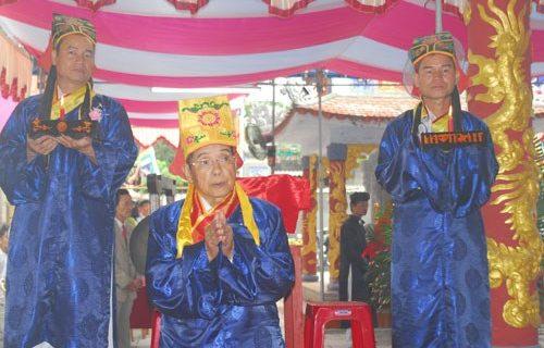Lễ thu tế lang An Ninh Thượng