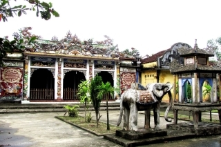 Lễ tế đông chí làng Phù Bài