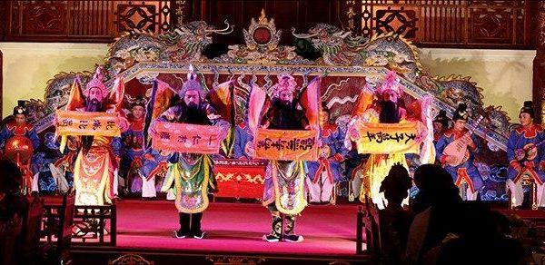 Trung tâm ẩm thực Festival- Nhà hát Duyệt Thị Đường