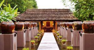 Khu nghỉ dưỡng Làng Hành hương