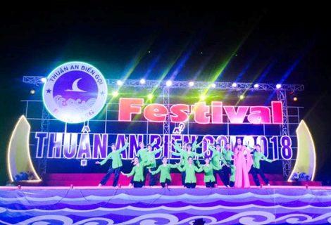 Festival Thuận An biển gọi