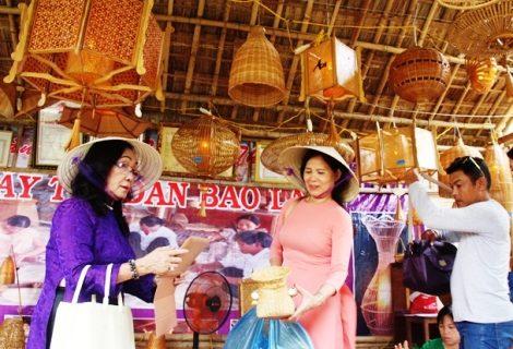 Hội chợ sản phẩm công nghiệp nông thôn và làng nghề Huế 2019 sẽ diễn ra từ ngày 28/8 – 03/9