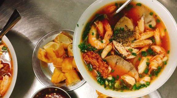 Bánh canh cua Hồng Loan