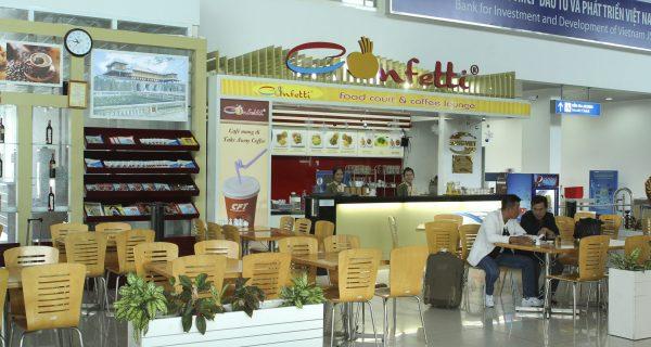 Nhà hàng Confetti Phú Bài