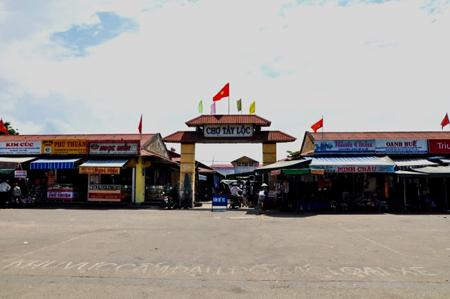 Chợ Tây Lộc