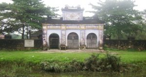 Đình làng Văn Xá