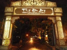 Phố đi bộ Nguyễn Đình Chiểu