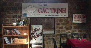 Cà phê Gác Trịnh