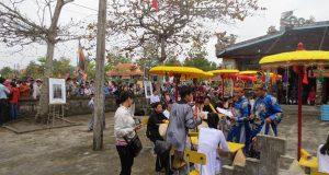 Lễ hội truyền thống làng Dạ Lê Thượng