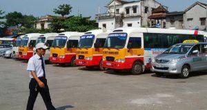 Tuyến và lịch trình Xe buýt