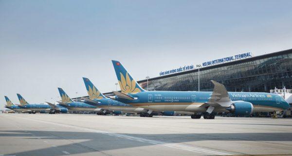 Vietnam Airlines Tạm Dừng Khai Thác Các Đường Bay Quốc Tế Đến 30/04/2020