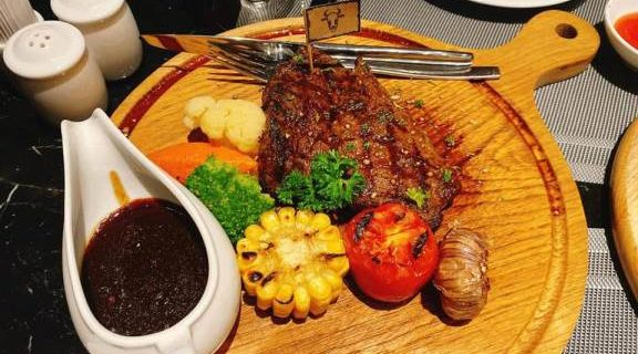 The Prime Restaurant – Steak House